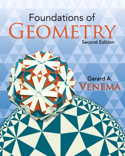 Foundations of Geometry (2nd Edition) (Featured Titles...