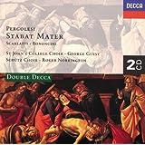 Pergolesi: Stabat Mater, etc. (2 CDs)