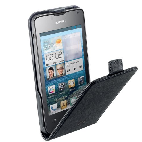 cellular-line-flap-case-artificial-leather-case-with-magnetic-clasp-for-huawei-ascend-y300