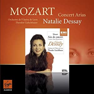 the miracle of the voice dessay Available in: cd in the three mozart arias [dessay] is particularly admirable the queen of the night imposes a glittering, fearsomely precise authority.