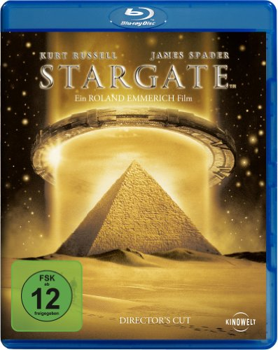 Stargate - Director's Cut [Blu-ray]