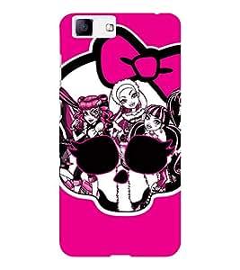 EPICCASE evil girls case Mobile Back Case Cover For Vivo X5 (Designer Case)