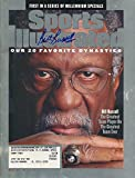 Bill Russell Autographed Sports Illustrated Magazine - May 10, 1999