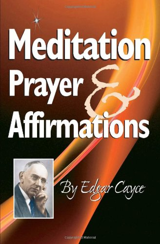 Meditation Prayer  Affirmations087604593X