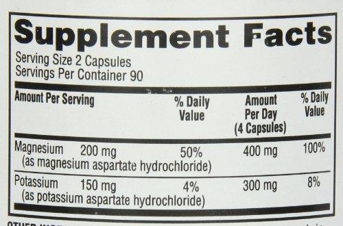 Magnesium aspartate hydrochloride