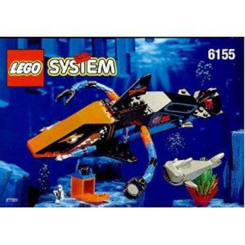 Lego 6155 Aquasharks Deep Sea Predator