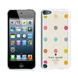 img - for 2015 NEW Alluring Custom Design With Kate Spade 15 White Phone Case For iPod Touch 5th Generation book / textbook / text book