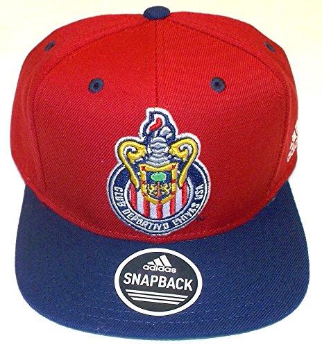 chivas-usa-flat-bill-snap-back-adidas-hat-osfa-nm98z