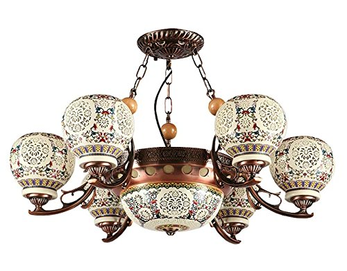 rot-geblasen-eisen-kronleuchter-leuchter-beleuchtung-decke-lampe-pendelleuchte-unterglasur-pastellfa