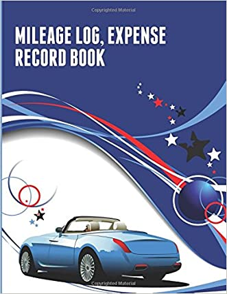 Mileage Log, Expense Record Book