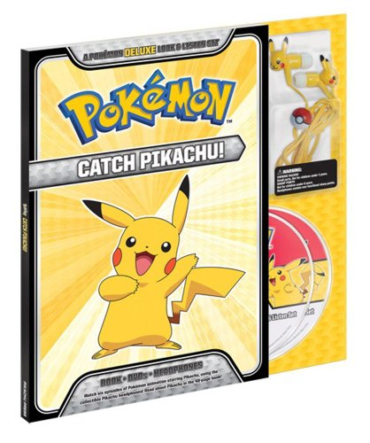 Catch Pikachu! Deluxe Look & Listen Set (Pokémon)