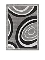 Chic'Orange Alfombra Verso (Gris / Negro)