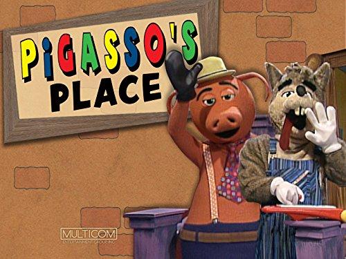 Pigasso's Place - Season 1