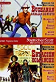 Programa Doble Boetticher/Scott Westerns De Leyenda (Buchanan Cabalga De Nuevo + Estación Comanche) [DVD]