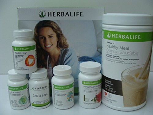 Herbalife Advanced Weight Loss Program Wild Berry