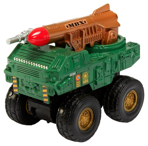 Matchbox Rev Rigs Military Truck