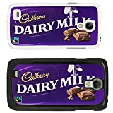 Chocolate Bar Cover case for Samsung Galaxy S3 i9300 - Dairy Milk - 777 - Black