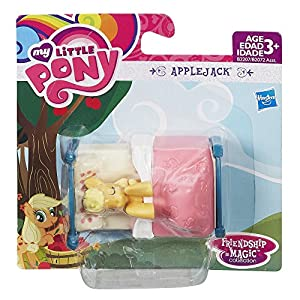My Little Pony Friendship is Magic Collection Applejack Figure Pack