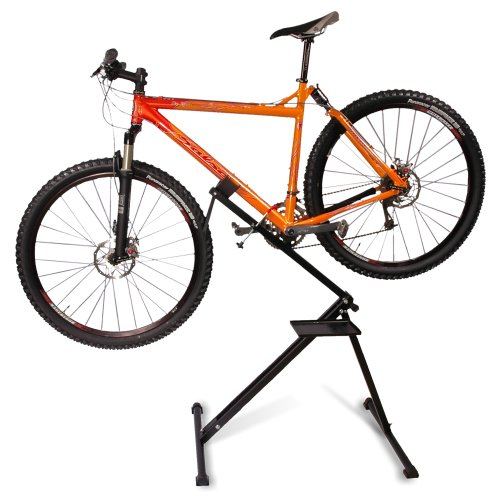 Rad Cycle EZ Fold Bicycle Repair Stand Bike Work Like a Pro Mechanic at Home 1125-Easy-Fold-Bike-Stand at Sears.com