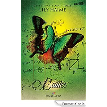L'effet papillon 2 tomes Lily Haime