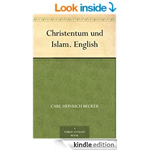 Christentum und Islam. English