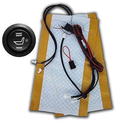Acme USH01 Carbon Fiber Universal Seat Heater Kit (Universal Seat Heater Kit compare prices)