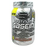 MuscleTech Essential Series 100% Platinum Casein - Milk Chocolate - 1.83 lbs (828g)