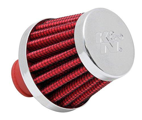 K N Filter & 62-1600RD-L Luftfilter °/° Abluftstutzen