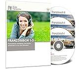Software - �cole Parisienne Franz�sisch I, II und III - Franz�sisch lernen f�r Anf�nger und Fortgeschrittene (Audio-Sprachkurs)