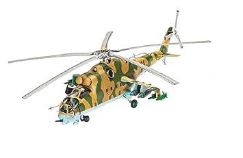 Revell - 04942 - Mil Mi-24d Hind - 150 Pièces - Echelle 1/48