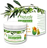 Natural Anti Aging Eye Cream | Intensive Eye Firming Cream For Fine Lines and Wrinkles, Dark Circles, Puffy Eyes | Unique Combination of 12 Oils and Herbs | Stimulates Natural Collagen | No Chemicals, Additives, Unnatural Preservatives nor Parabens