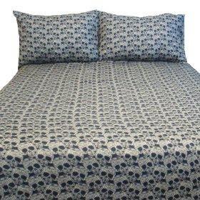 Black Queen Bedroom Set 2448 front