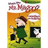 MR. MAGOO--COME BACK LITTLE MCBARKER