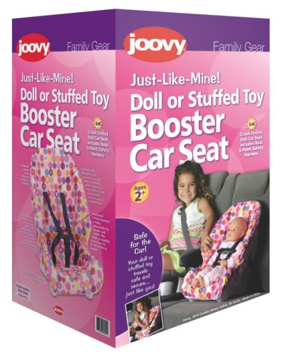 Baby Doll Joovy Car Seat Booster