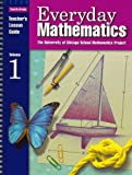 img - for Everyday Math Teacher's Lesson Guide: 4th Grade, Volume 1 book / textbook / text book