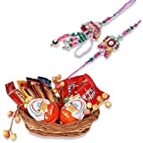 Bhaiya Bhabhi Rakhi With Chocolates