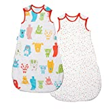 The Gro Company Grobag Wash and Wear Spotty Bear (2.5 Tog, 0-6 Months)