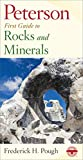 Peterson First Guide to Rocks and Minerals: The concise field guide to more than 250 common gems, ores, and other rocks and minerals.