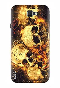 Noise Designer Printed Case / Cover for Samsung Galaxy On Nxt / Patterns & Ethnic / Horror 3d Design