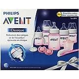 Philips AVENT Classic Newborn Gift Set, Pink