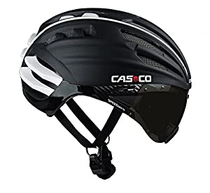 CASCO Speed Airo schwarz Medium 54 - 58 cm Fahrrad Helm
