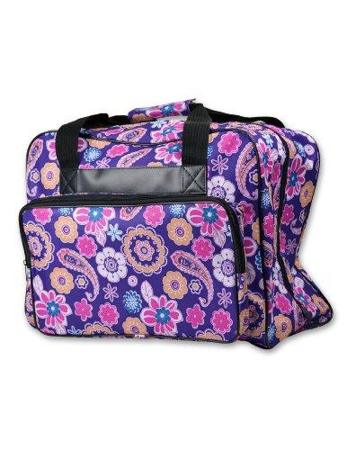 Janome Purple Sewing Machine Tote (Janome Machine Accessories compare prices)