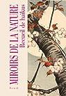 Miroirs de la nature : Recueil de ha�kus par Editions du Seuil