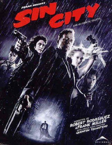 Sin City (Blu-Ray) [Import]