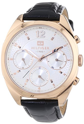 Tommy Hilfiger Watches Damen-Armbanduhr MIA Analog Quarz Leder 1781484 thumbnail