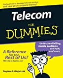 img - for By Stephen P. Olejniczak Telecom For Dummies (1st Edition) book / textbook / text book