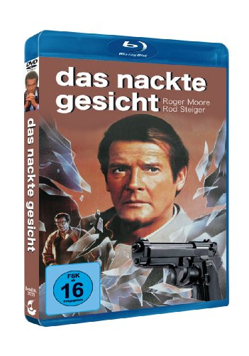 The Naked Face (1984) [ Blu-Ray, Reg.A/B/C Import - Germany ]