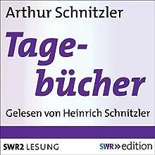 Arthur Schnitzlers Tagebücher: Gelesen von seinem Sohn Hörbuch von Arthur Schnitzler Gesprochen von: Heinrich Schnitzler, Gerhart Baumann