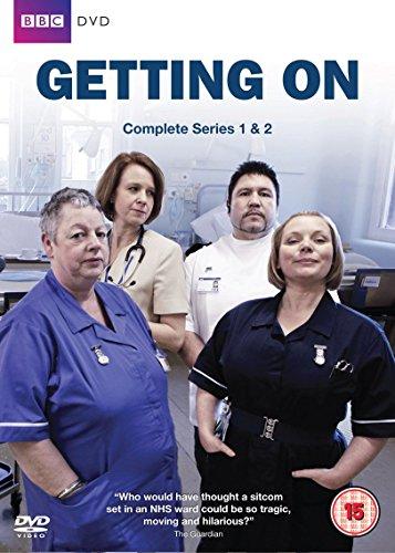 Getting On: Complete Series 1 & 2 [Regions 2 & 4]