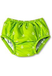 I Play Unisex-Baby Swim Diaper - Anchor